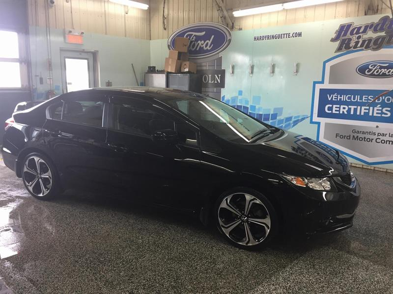 Honda Civic Sedan 2015 EX #86243A