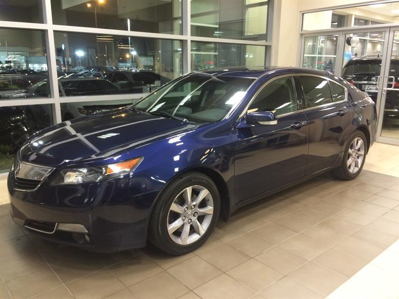 Acura TL 2013 PREMIUM ** AUTO ** FWD #PU5539