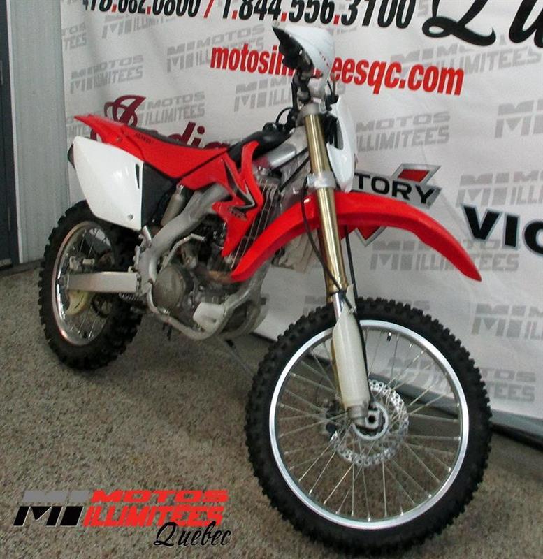 Honda CRF250X 2008