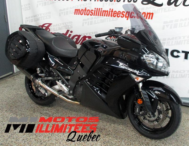Kawasaki Concours 14 ABS 2012