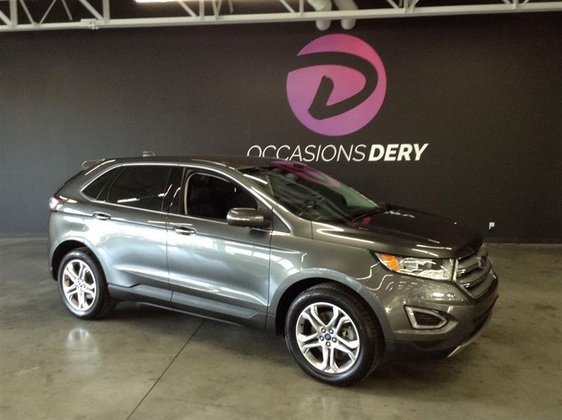 Ford EDGE 2016 Titanium navigation cuir et plus ! #A5101