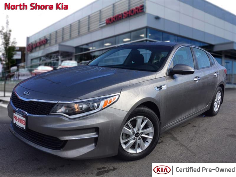 2016 Kia Optima LX Certified pre-owned | Finance from 0.9% #2658Q