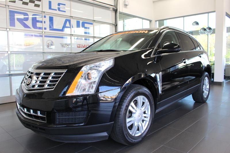 Cadillac SRX 2015 AWD Luxury #72130