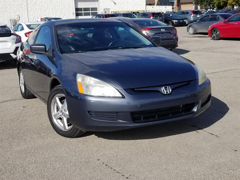 Honda Accord Coupe 2005 Ex-L CUIR TOIT MAGS #171583A