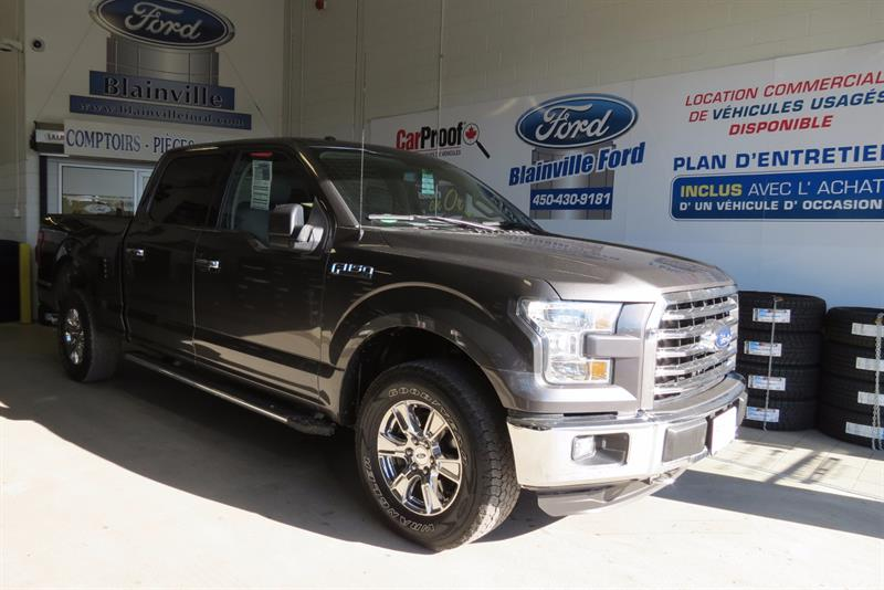 Ford F-150 2015 4WD SuperCrew 157 #170899A