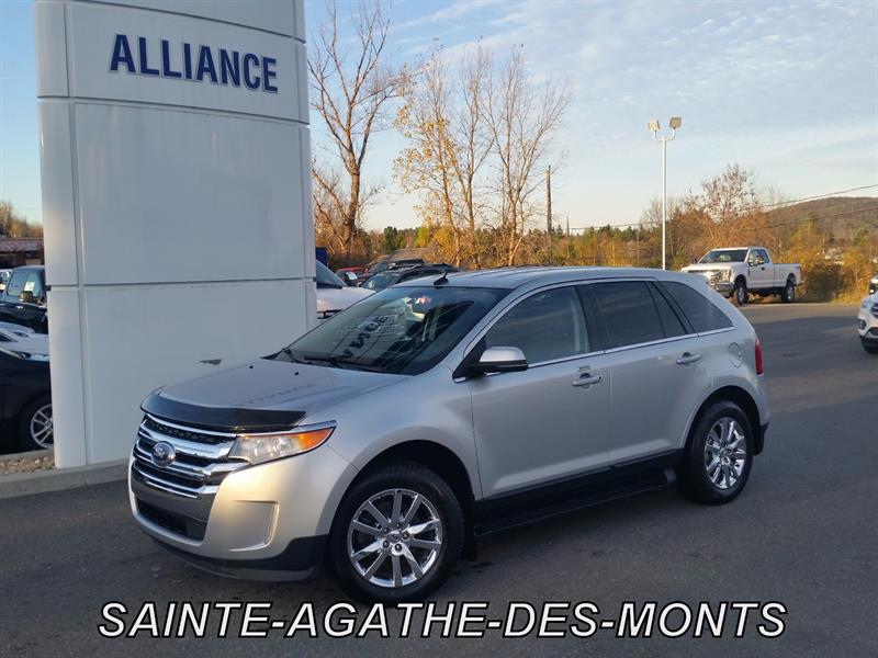 Ford EDGE 2013 LIMITED AWD  #17702A