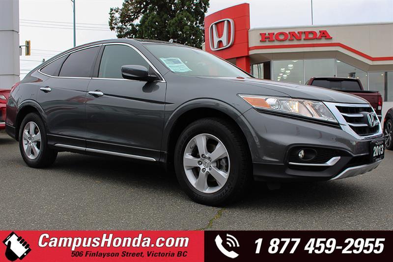 2013 Honda Crosstour EX Hatchback Bluetooth 2WD #18-0064A