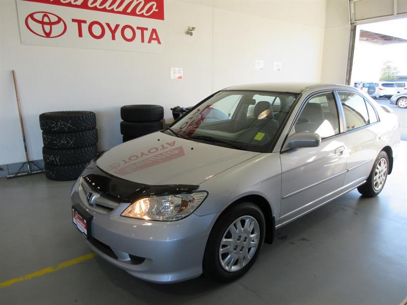 2004 Honda Civic Sdn 4dr Sdn LX Auto #18591BO
