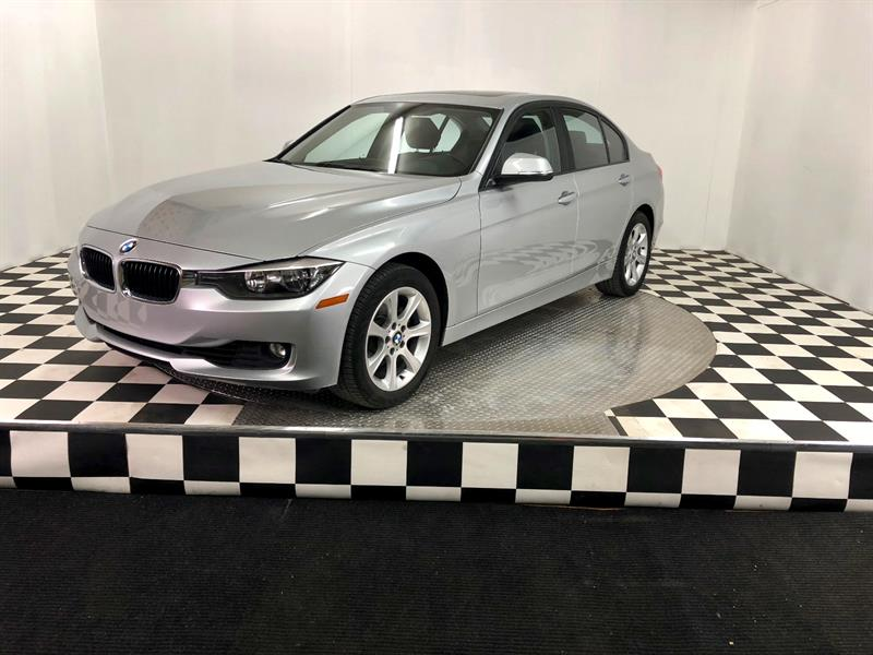 BMW 3 Series 2013 328i xDrive AWD (cuir + toit ouvrant) #A6469