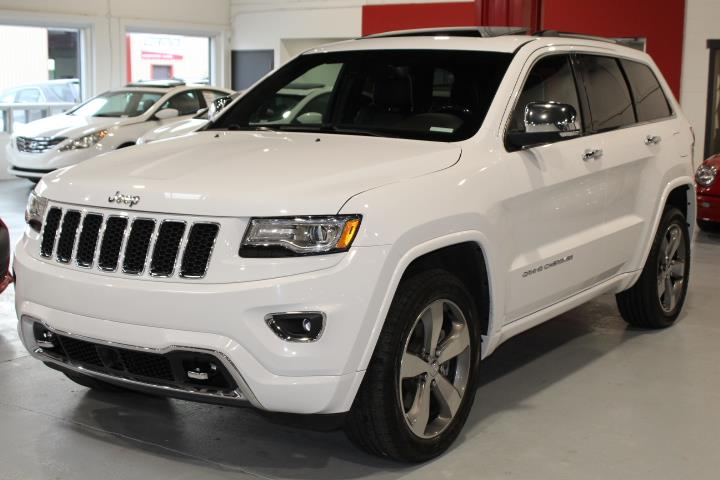 Jeep Grand Cherokee 2015 OVERLAND 4D Utility 4WD #0000000327