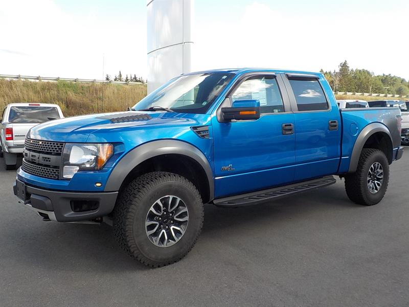 Ford F-150 2012 4WD SuperCrew 145 SVT Raptor #18015a