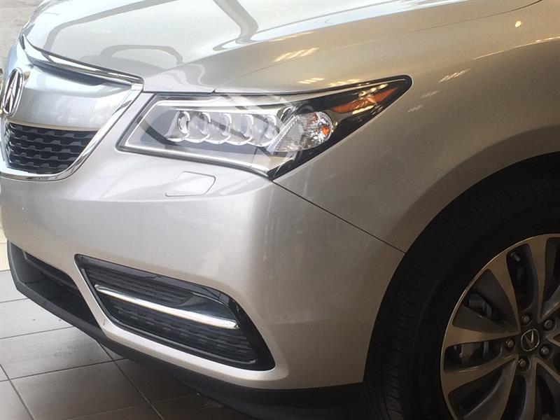 Acura MDX 2014 SH-AWD ** TECH ** GPS ** DVD #P5536A