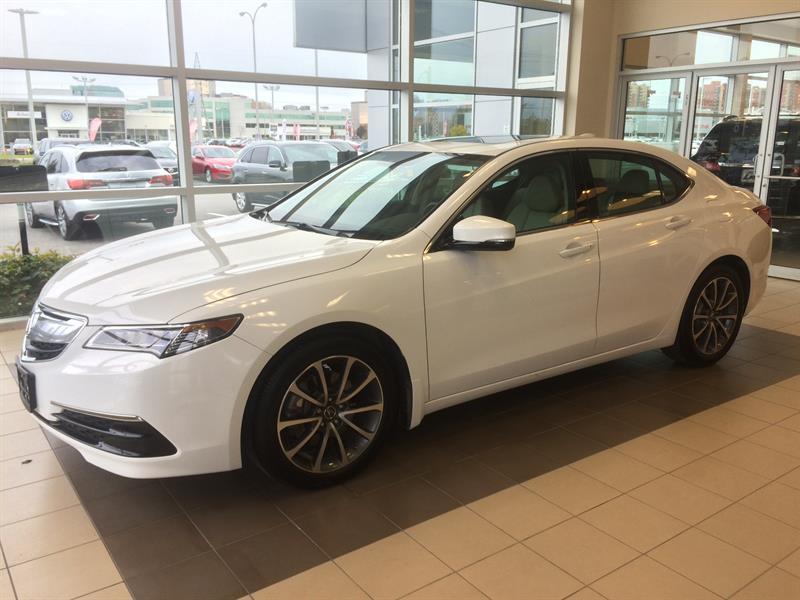 Acura TLX 2017 SH-AWD ** TECH #pu5527