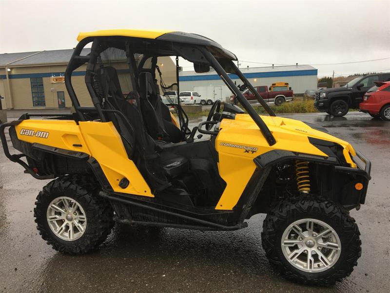 Can-am COMMANDER XT800 2012