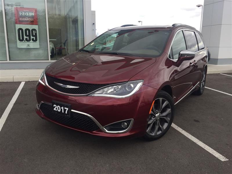 2017 Chrysler Pacifica Limited #18-062A