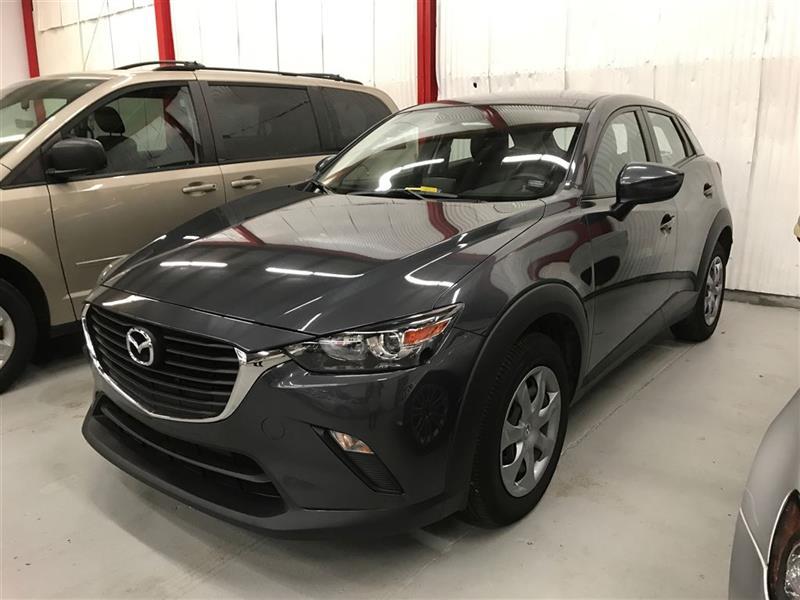 Mazda CX-3 2016 GX, VENTE D'AUTOMNE TOUT DOIS SORTIR #16-585