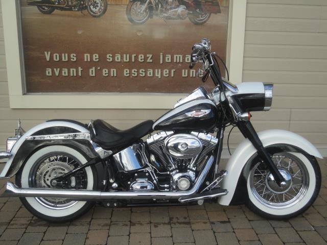 Harley Davidson FLSTN 2007