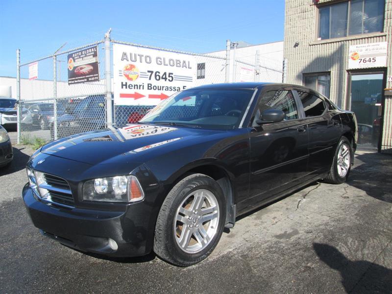 Dodge Charger 2006 SXT,AUT,CUIR, MAGS 18 POUCES, TRÈS PROPRE BAS KM ! #17-1137