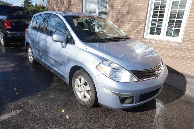 Nissan Versa 2010 1.8 SL NEGO #17-132