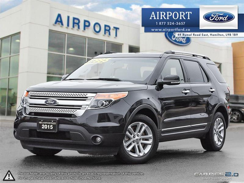 2015 Ford Explorer XLT FWD with only 84,241 kms #A70846