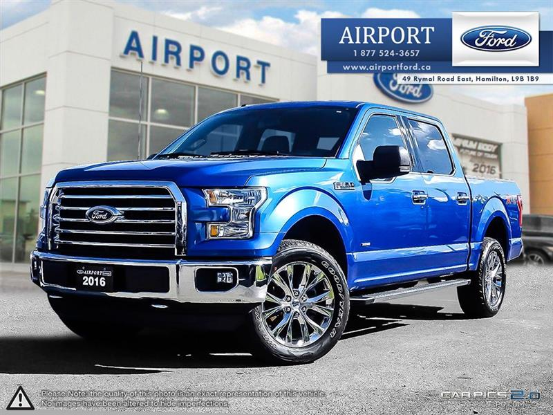 2016 Ford F-150 XLT 4X4 XTR with only 36,574 kms #0HL955