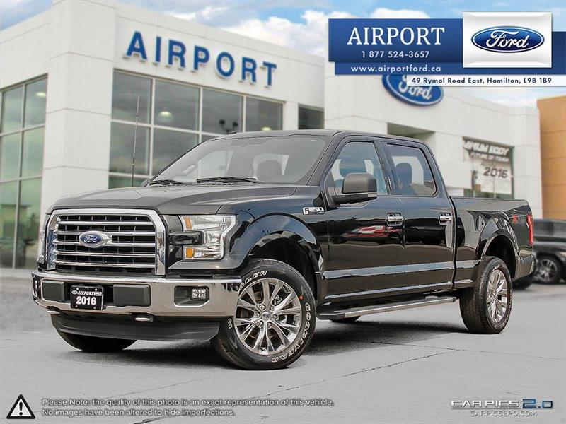 2016 Ford F-150 XLT 4x4 XTR with only 26,497 kms #0HL937