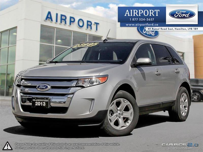 2013 Ford EDGE SEL with only 49,634 kms #OOH770
