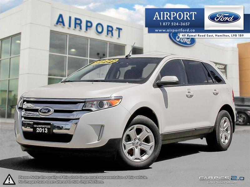 2013 Ford EDGE SEL with only 68,979 kms  #A70383