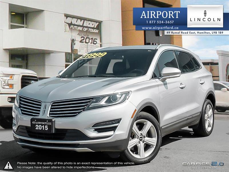 2015 Lincoln MKC AWD with only 60,444 kms #0HL957