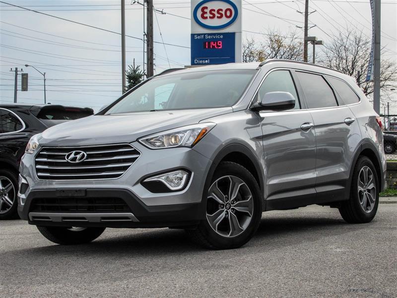 Hyundai SANTA FE XL 2014 #066681
