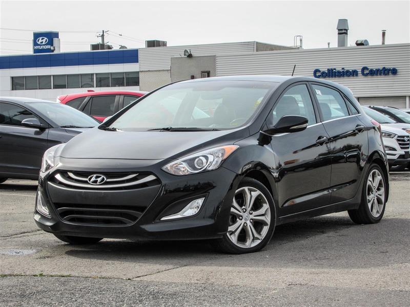 2013 Hyundai Elantra GT..NAVI AND LEATHER