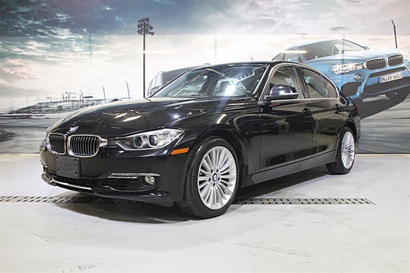 BMW 3-Series 2014 328i xDrive Sedan #U4207