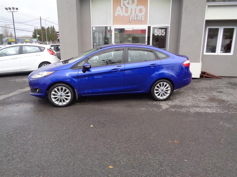 Ford Fiesta 2014 4dr Sdn SE*** MAG ***18898 KM**CAPTEUR D'ANGLE** #9321