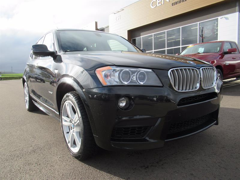 2013 BMW X3 35i xDrive | AWD | M Sport Package #U413