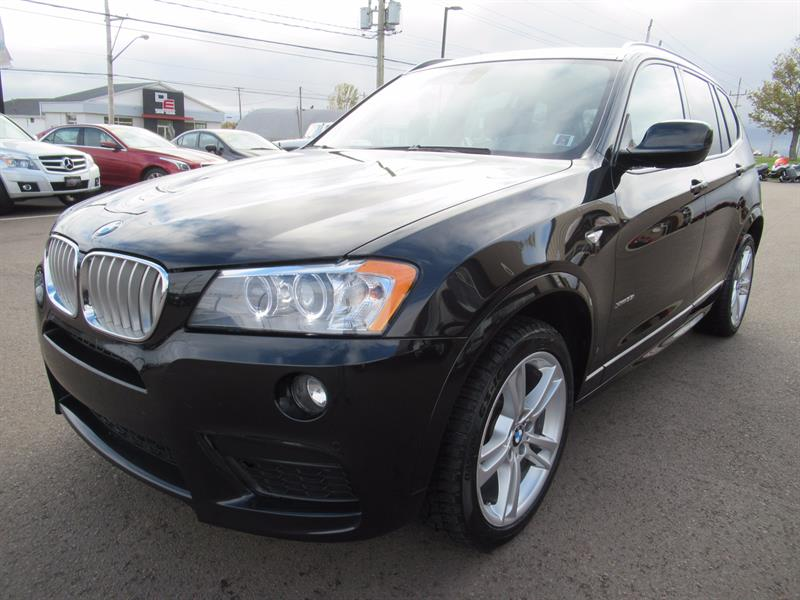 2013 bmw x3 35i xdrive awd m sport package used for. Black Bedroom Furniture Sets. Home Design Ideas