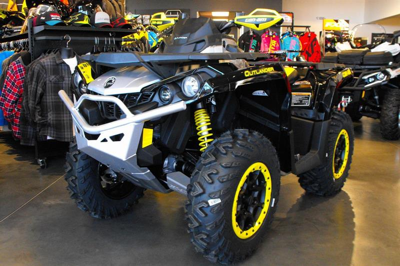 2018 Can Am Outlander Xxc 1000 New For Sale Caraquet
