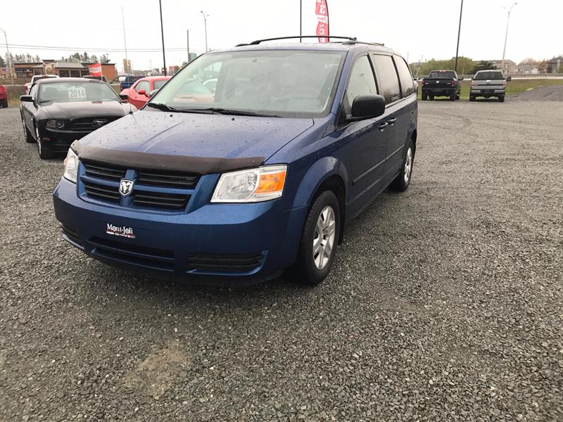 Dodge Grand Caravan 2010 4dr Wgn #17231a