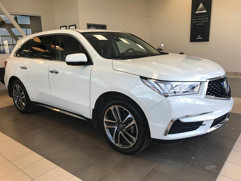 Acura MDX 2017 SH-AWD ** NAVIGATION #PU5562