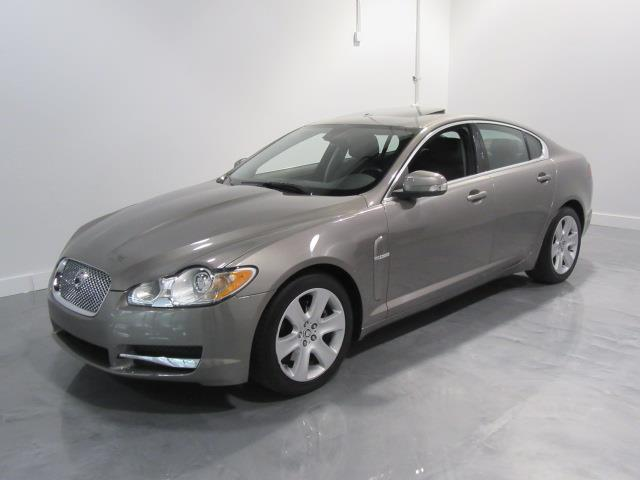 Jaguar XF 2009 Luxury V8 4.2L #AXF554