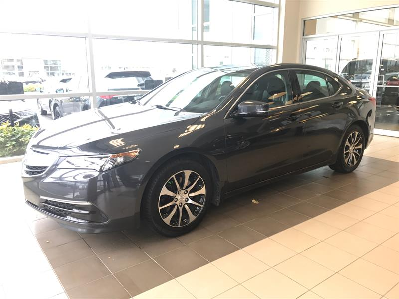 Acura TLX 2015 TECH ** FWD ** 4 CYL #PU5556