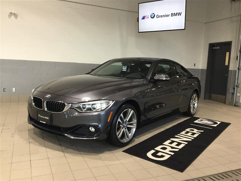 BMW 428i 2014 xDrive+Groupe premium+Navigation+0.9% #B0208