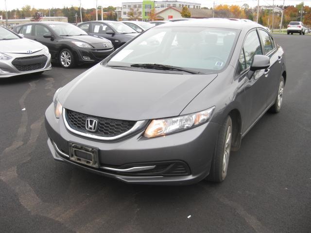 2013 Honda Civic LX #H567TA