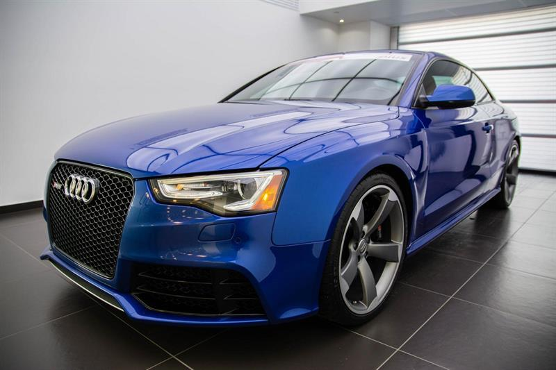Audi RS5 , B&O Navi 2013