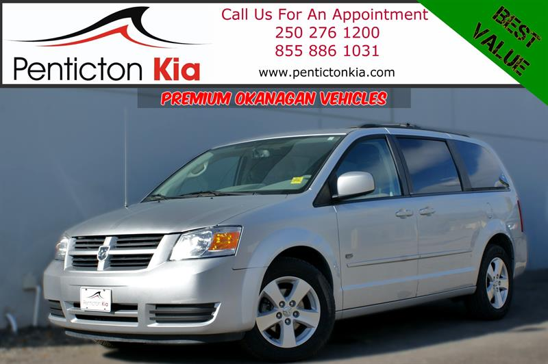 2009 Dodge Grand Caravan SE - Bluetooth, Air Conditioning, Remote Entry #17PK13A
