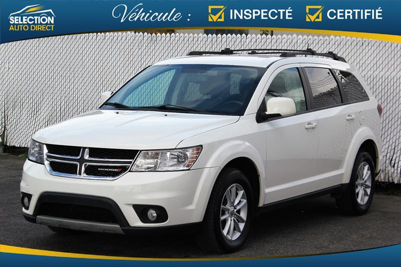 Dodge Journey 2014 FWD 4dr SXT #S245504
