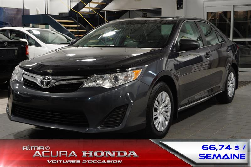 Toyota Camry 2013 LE #177525A