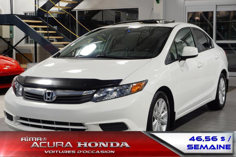 Honda Civic 2012 EXL-Navi #17448A