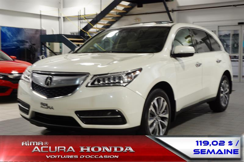 Acura MDX 2015 ENSEMBLE NAVIGATION #C844