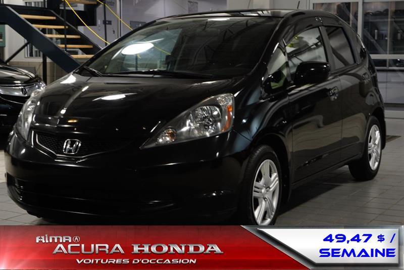 Honda FIT 2013 LX #A3055