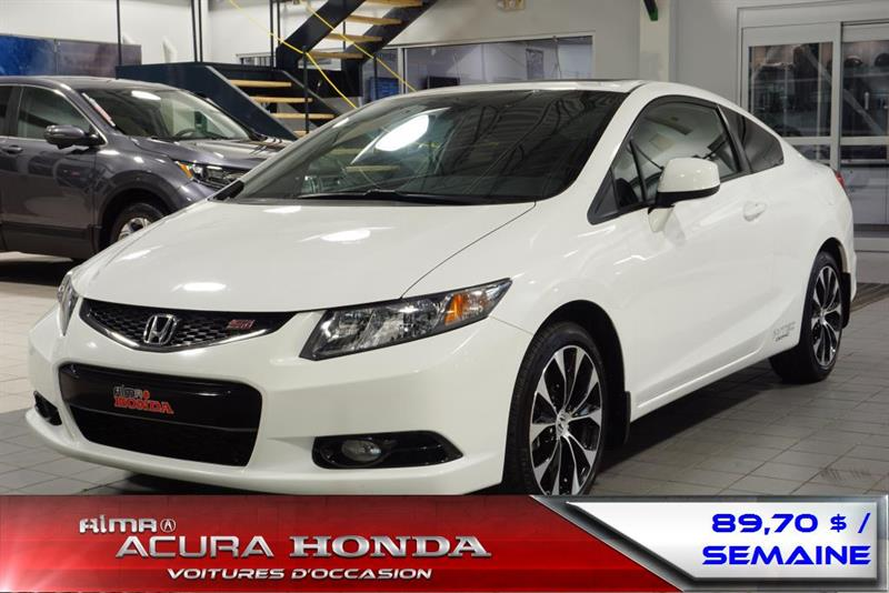 Honda Civic Coupe 2013 Si #A3068